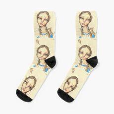 Sweet Dorothy Sock