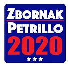 Zbornak Petrillo 2020 Golden Girls for President by Jelene by Jelene