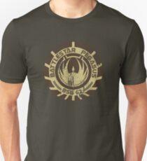 Battlestar Pegasus Unisex T-Shirt