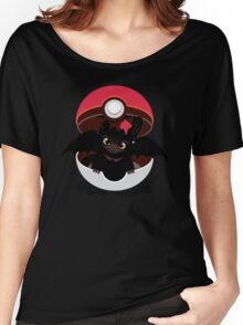 How To Catch Your Dragon Women's Relaxed Fit T-Shirt