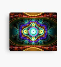 Rainbow Grand Julian 7x Canvas Print
