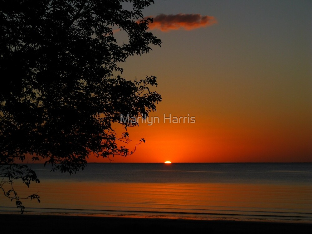As the Sun Goes Down by Marilyn Harris
