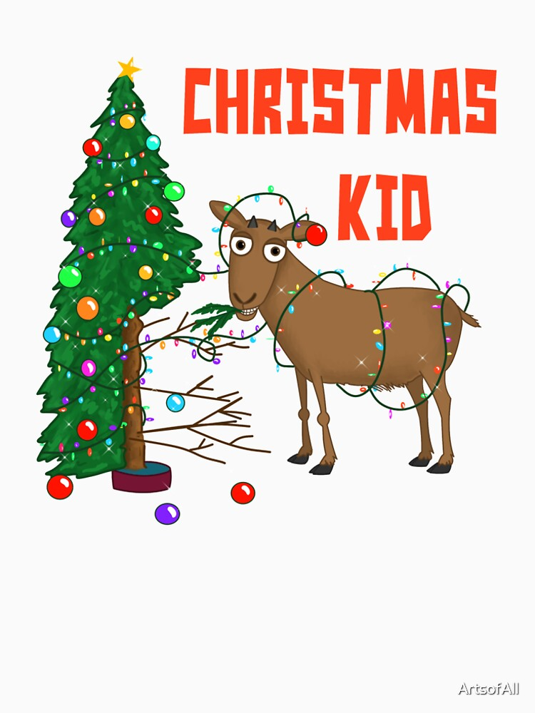 The Christmas Kid! by ArtsofAll