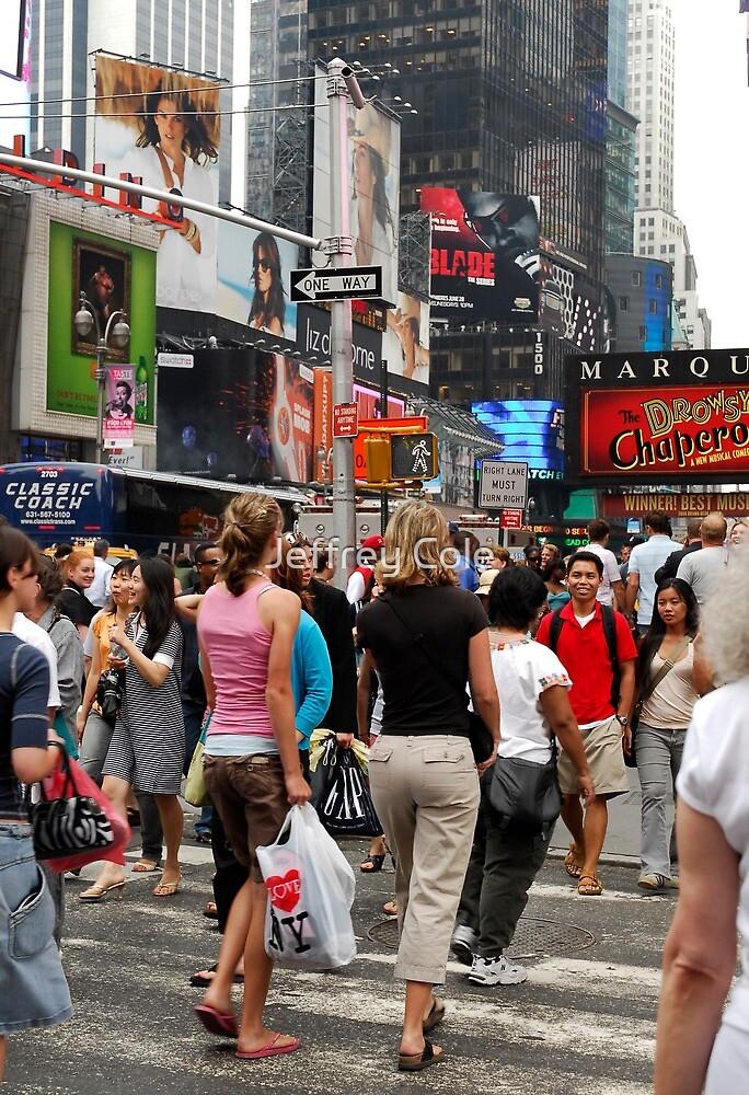 New York by Jeffrey Cole