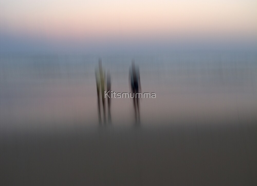 Stillness and Motion by Kitsmumma