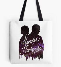 Murder Husbands [Galaxy] Tote Bag