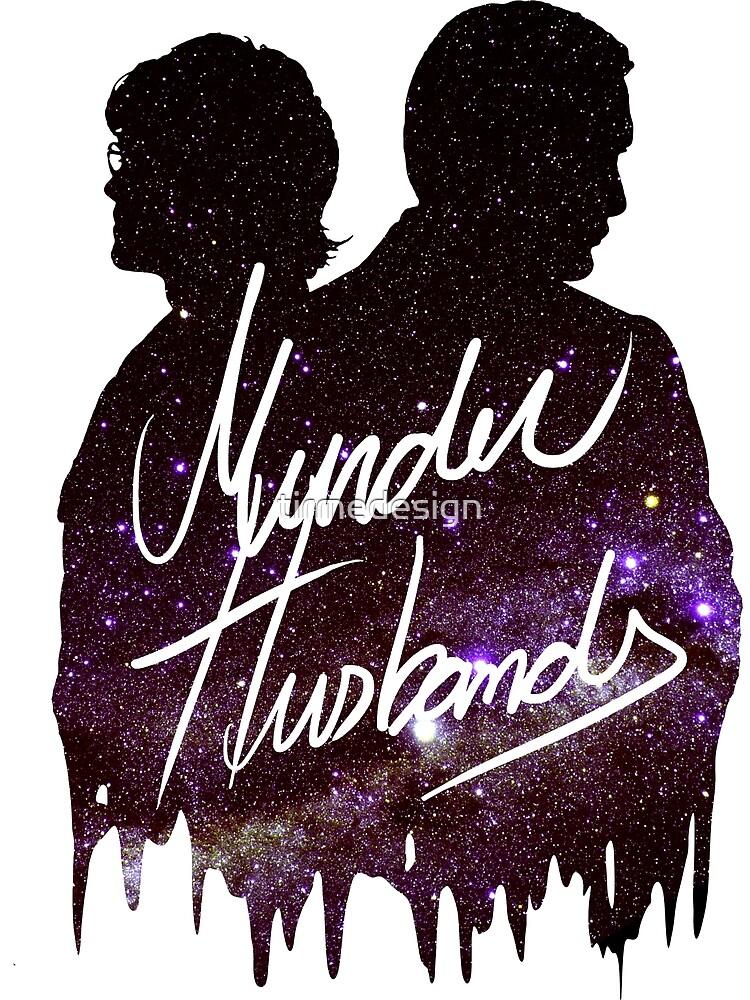Murder Husbands [Galaxy] by tirmedesign