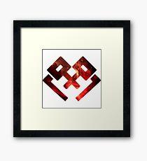 Galaxy Tartaros Guild Symbol Framed Print