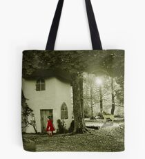 Little Red Riding Hood.. Tote Bag