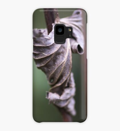 See the Beauty in a Dead Leaf Case/Skin for Samsung Galaxy