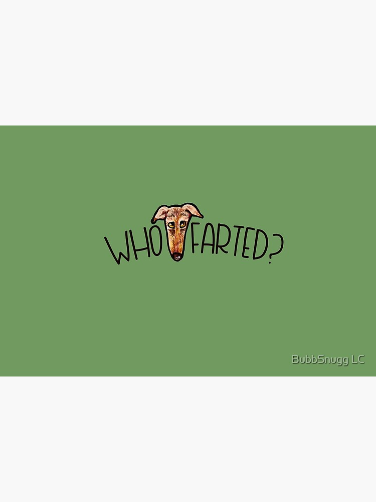Who farted greyhound humor by Boogiemonst