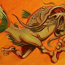 Catfish Run by Ellen Marcus
