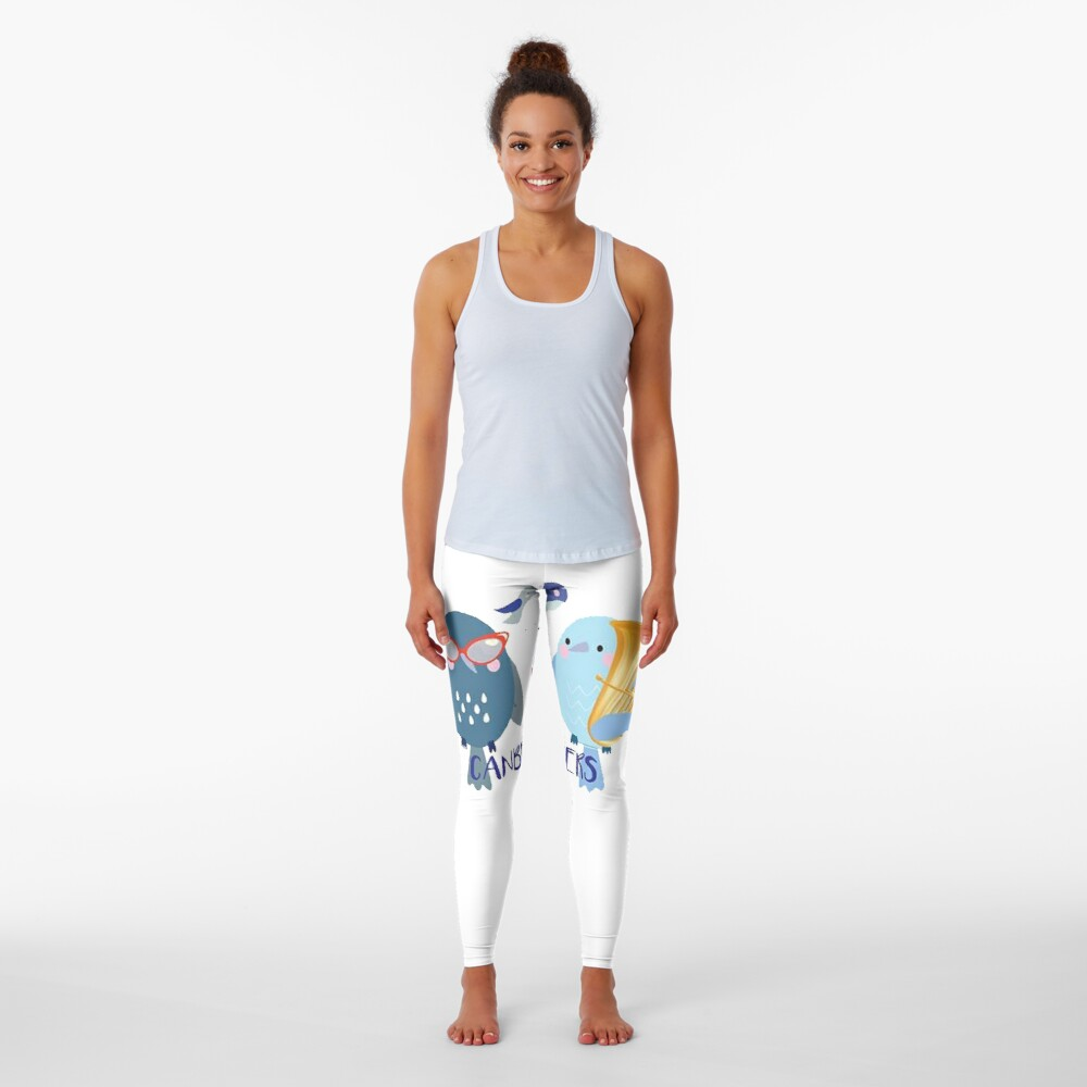 Canberra Chatters Leggings