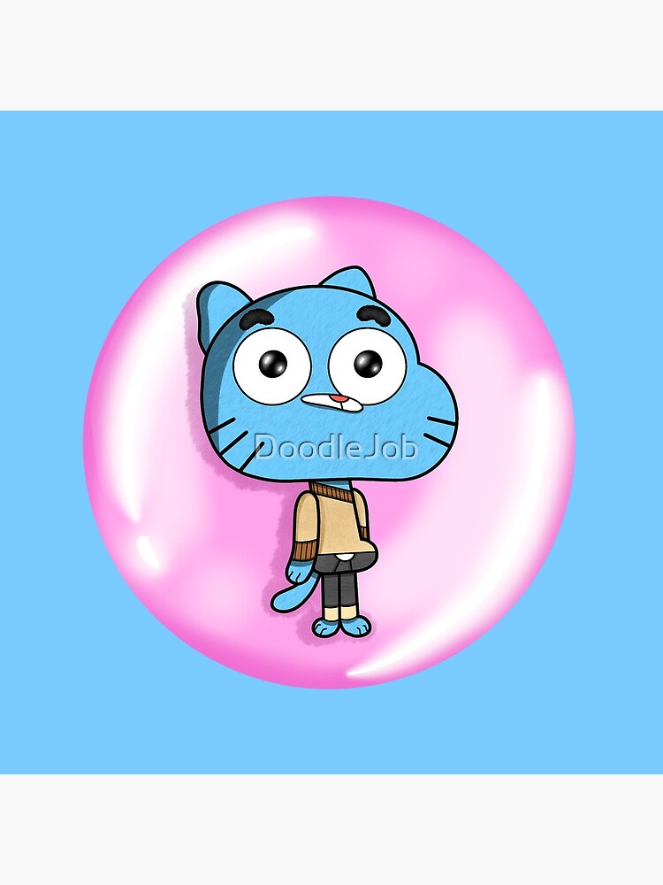 The amazing world of Gumball by DoodleJob