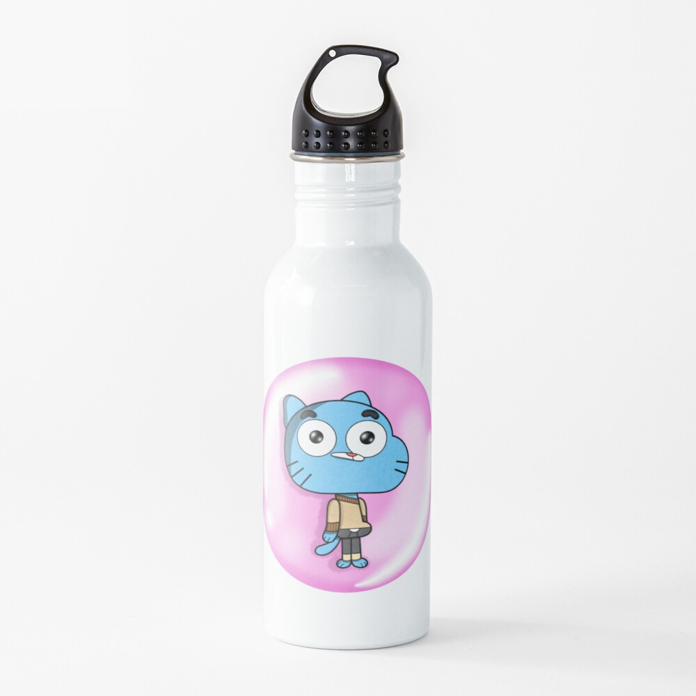 The amazing world of Gumball Water Bottle