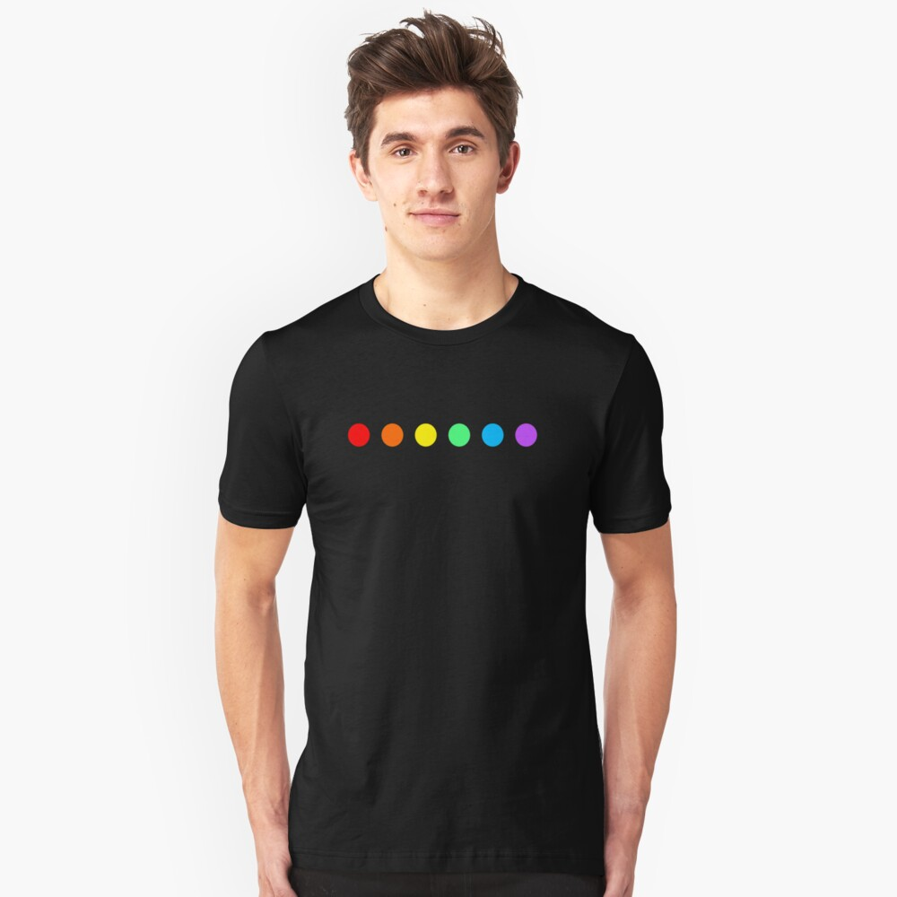 pride Slim Fit T-Shirt