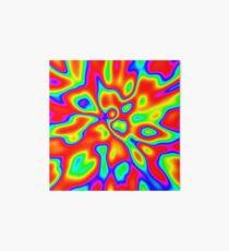 Abstract random colors #1 Art Board Print