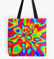 Abstract random colors #1 Tote Bag