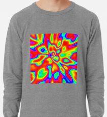 Abstract random colors #1 Lightweight Sweatshirt