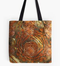 Fractal Painting Tote Bag
