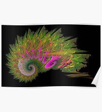 'Spiral Flashback' Poster