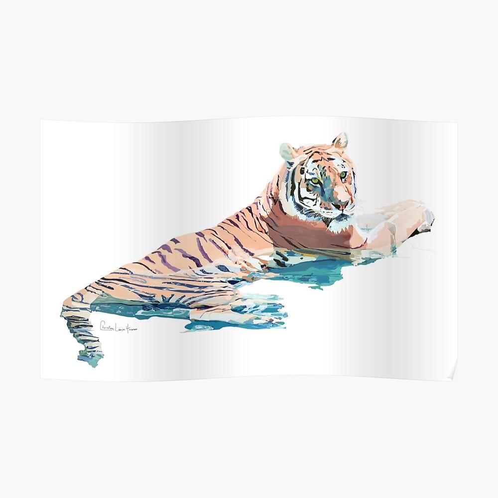 Tiger No.2 Poster