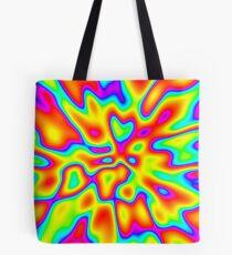 Abstract random colors #2 Tote Bag
