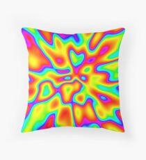 Abstract random colors #2 Throw Pillow