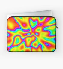 Abstract random colors #2 Laptop Sleeve