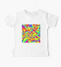 Abstract random colors #2 Baby T-Shirt
