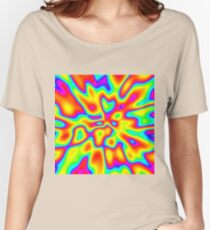 Abstract random colors #2 Relaxed Fit T-Shirt