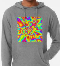 Abstract random colors #2 Lightweight Hoodie