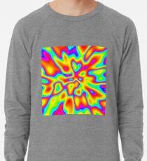 Abstract random colors #2 Lightweight Sweatshirt