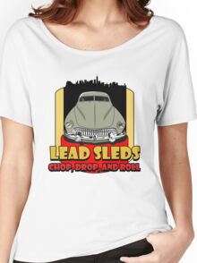 Lead Sled Women's Relaxed Fit T-Shirt