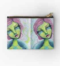 Wicked Zipper Pouch