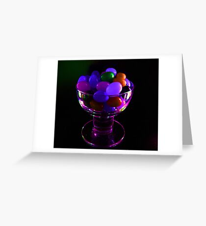 JELLY CANDIES Greeting Card