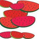 Melon Party by elektrabakhshov