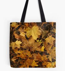 Autumn crunchiness Tote Bag