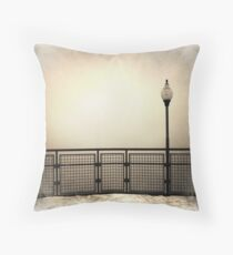 Lightpost Throw Pillow