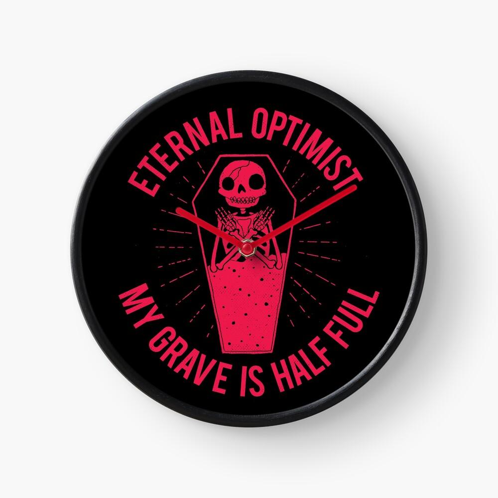 Eternal Optimist Clock