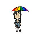 RAIN - Chibi Ruby by littlelynn84