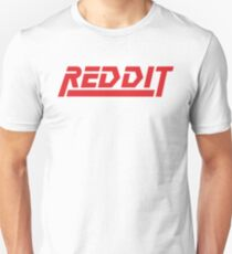Metal Gear Reddit Unisex T-Shirt