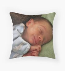 Dreaming of............. Throw Pillow
