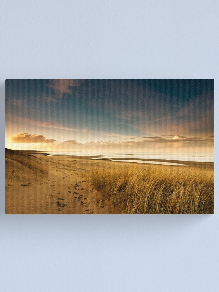 Alternate view of Dunes Canvas Print