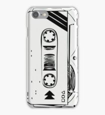 Cassette Tape Art Iphone Case iPhone Case/Skin