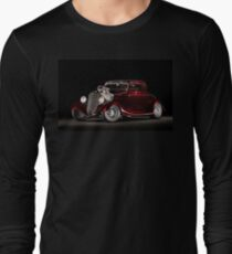 Norm Corte's 1934 Ford Coupe Long Sleeve T-Shirt
