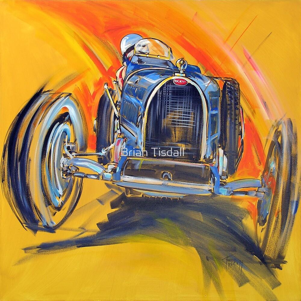 Bugatti! by Brian Tisdall