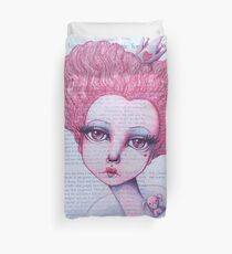 The Queen Duvet Cover