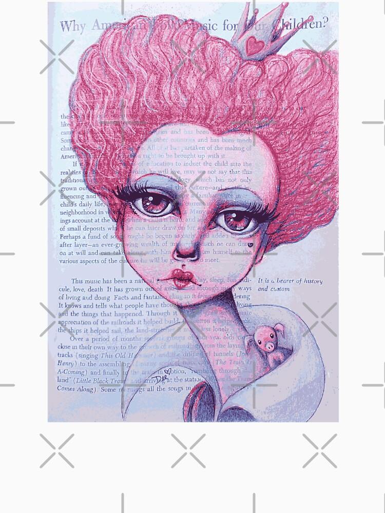 The Queen by LittleMissTyne