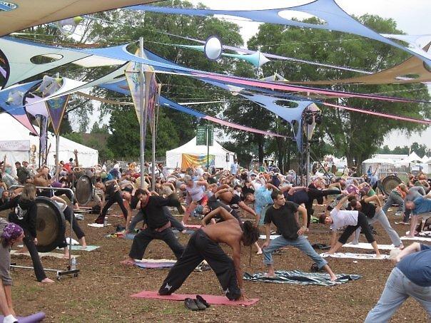 yoga gong by GongThePlanet